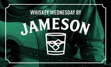 WHISKEY WEDNESDAY | POP NIGHT | DJ MARCO GHIACCIO